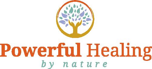 Powerful Healing Logo